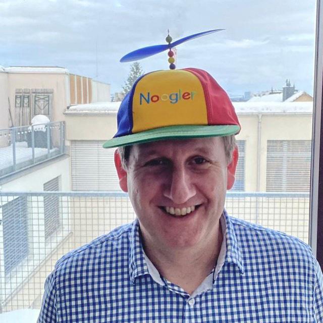 New Googlers Getting Noogler Hats 8 Months In